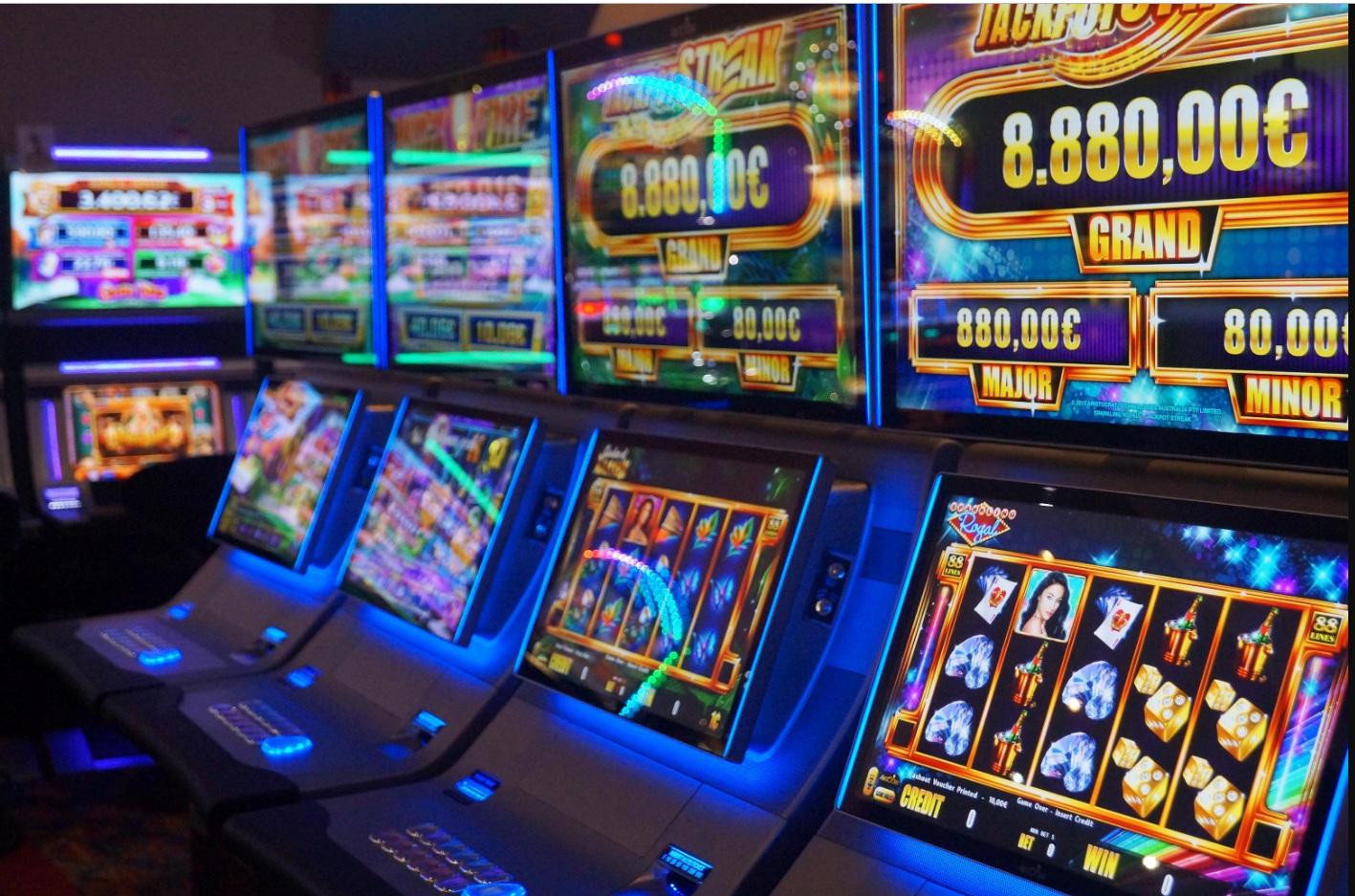 jeu de casino en ligne
